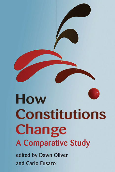 How Constitutions Change. A Comparative Study