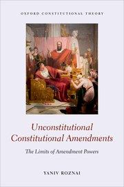 Cover Unconstitutional Constitutional Amendments