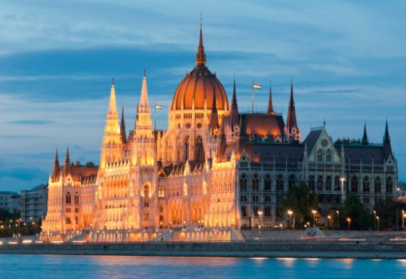 Hungarian-Parliament